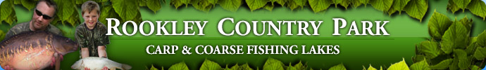Rookley Country Park Fishery - Carp and Coarse Fishing Lakes on the Isle of Wight, South East England