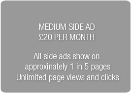 Contact us now to reserve your ad