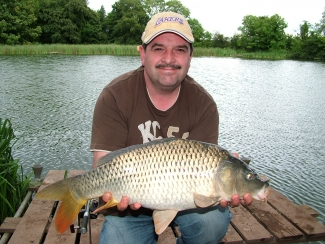 Jerry Adams S Fishing Diary Common Carp Fishing At Howle Pool Newport Shropshire West