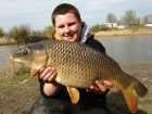 Timmy Axten 10lbs 6oz Common Carp, Nash Scopex.. Caught this on feeder rod!
