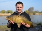 Timmy Axten 6lbs 10oz Common Carp, Mainline Grange CSL Milky Toffee.
