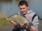 Timmy Axten 3lbs 0oz Bream, Nash Scopex.