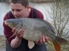 Timmy Axten 10lbs 6oz Common Carp, Mainline Grange CSL Milky Toffee.. Caught this on feeder rod!