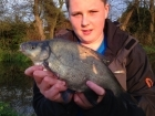 Timmy Axten 3lbs 0oz Bream
