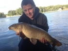 Timmy Axten 9lbs 0oz Common Carp, Coconut Cream.. Screamer from the margins