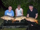 Daniel Smith 26lbs 11oz Mirror Carp from Mas Bas - Angling Lines Holidays using Quest Baits Rahja Spice.. In total we had around 100 fish between us in two weeks fishing at Mas Bas. We didn't fish