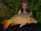 Daniel Smith 21lbs 4oz Mirror Carp from Mas Bas - Angling Lines Holidays using Quest Baits Rahja Spice.. In total we had around 100 fish between us in two weeks fishing at Mas Bas. We didn't fish all