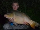 Daniel Smith 23lbs 5oz Mirror Carp from Mas Bas - Angling Lines Holidays using Quest Baits Rahja Spice.. In total we had around 100 fish between us in two weeks fishing at Mas Bas. We didn't fish all