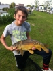 Troy Jones 8lbs 9oz Mirror Carp