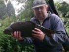 6lbs 15oz Bream from Tontine Lake. Waggler