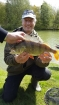 2lbs 8oz Perch from tetney caravan site