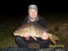16lbs 0oz Carp from Baden Hall Fisheries using KG1 SBS Corn.
