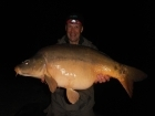 Colin Meneaud 36lbs 0oz Mirror Carp, Carp Cuisine 'Spicy fish' (Fruits de mer) 18mm.