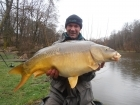 Colin Meneaud 21lbs 0oz Mirror Carp, Carp Cuisine 'Spicy fish' (Fruits de mer) 18mm.