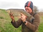 4lbs 12oz Chub from River Vyrnwy