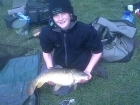 Alex Long 12lbs 8oz Mirror Carp