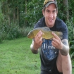 2lbs 4oz tench from Private Syndicate using Dynamite Baits - The Source.