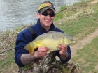 Damian Cyples 6lbs 10oz Mirror Carp from Cudmore Fisheries
