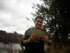 4lbs 4oz Mirror Carp from Private Syndicate using Dynamite Baits - The Source.