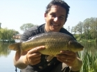 4lbs 12oz Private Syndicate from Shropshire using Mr Baits - Chilli and Garlic.