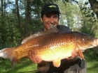 20lbs 0oz Common Carp from Private Syndicate using Nutrabaits Pineapple Pop-up.