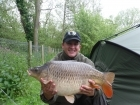 18lbs 4oz Common Carp from Private Syndicate using Frank Warwick Hyper Active.
