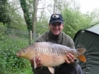 16lbs 12oz Mirror Carp from Private Syndicate using Mainline Cell.
