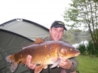 Damian Cyples 13lbs 0oz Common Carp, Mainline Cell.