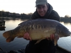 Richard Costello 20lbs 0oz Mirror Carp