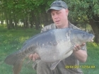 David Lovegrove 27lbs 0oz Mirror Carp from Blackhorse Lake Great Linford Lakes syndicate