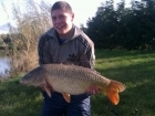Joe North 18lbs 6oz carp