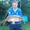 Joe North 12lbs 3oz carp