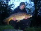 Josh Cox 15lbs 12oz Common Carp, Nash.. buetifull dark common - caught on the island - good strong fish - what colours