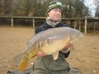 No Wait On Bait 18lbs 0oz Mirror, ( No Wait On Bait ) Tangy Fruit X Bottom Bait / Appretite Pop Up.