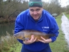 9lbs 8oz Common Carp from Tackeroo using Nash Scopex.