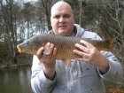 7lbs 2oz Common Carp from Tackeroo using Mainline Cell.