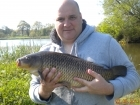 Glyn Jones 10lbs 4oz Common Carp from Turf pool using Mainline Cell.