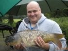 Glyn Jones 10lbs 0oz Mirror Carp (Fully Scaled) from Turf pool using Mainline Cell.