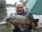 8lbs 0oz Common Carp from Turf pool using Mainline Cell.