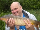 Glyn Jones 6lbs 6oz Common Carp from Turf pool using Mainline Cell.