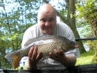 7lbs 4oz Common Carp from Local Syndicate using Mainline Sticky Toffee pop up dumbells.