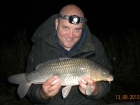 5lbs 9oz Common Carp from Washbrook using Mainline Grange CSL.