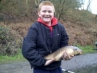 8lbs 1oz Common Carp from tackeroo