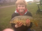 6lbs 5oz mirror carp from millride fishery