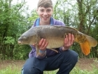 Joe Thompson 19lbs 12oz carp