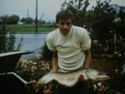 16lbs 0oz Pike from River. Fishing with Stewart, PB Pike caught on lure.