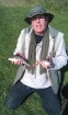 1lbs 1oz Perch from Grand Union Canal, Blisworth, Northampton.