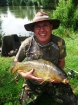 12lbs 6oz Common Carp from Dents of Hilgay