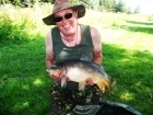 11lbs 0oz Mirror Carp from Dents of Hilgay