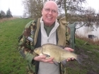 6lbs 0oz Bream from Dents, Willows lake. Caught on sweetcorn on ledger.